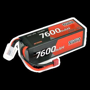 Centro 4S 7600mah 14.8v 100c Hardcase Lipo Battery