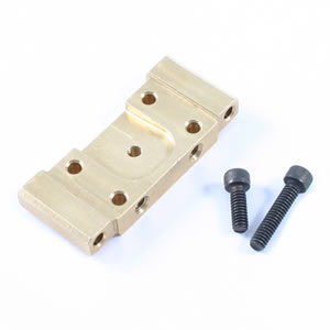 Centro C4.1/C4.2 Brass 30G Front Bulkhead (Use With C0034)