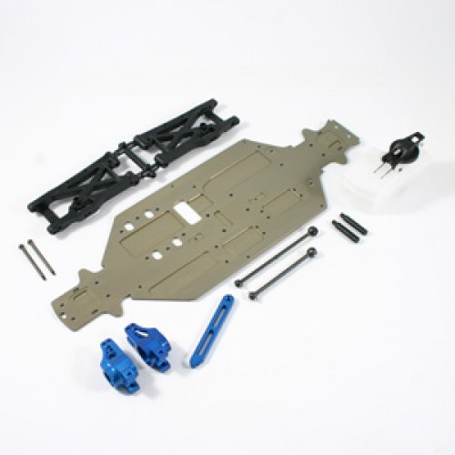 Centro EU Conversion Kit for the Associated RC8.2