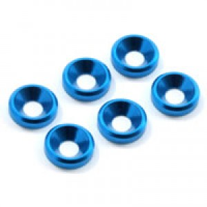 Centro M3 CSK Washer Blue (Strap)